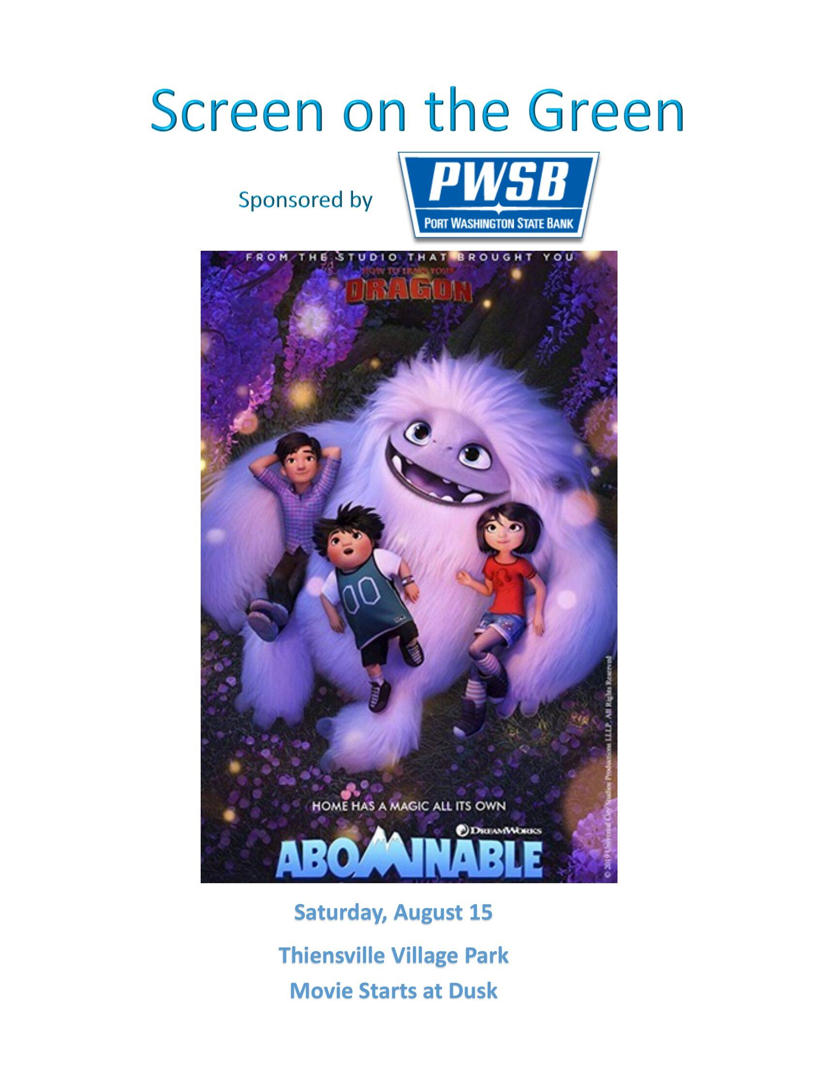 Screen on Green Abominable Poster-PDF (2)