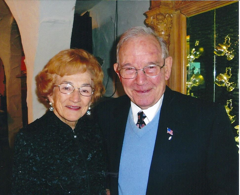 Don and Laverne Molyneaux
