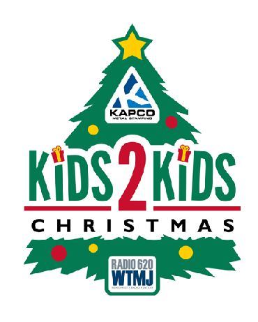 Kids 2 Kids Christmas logo
