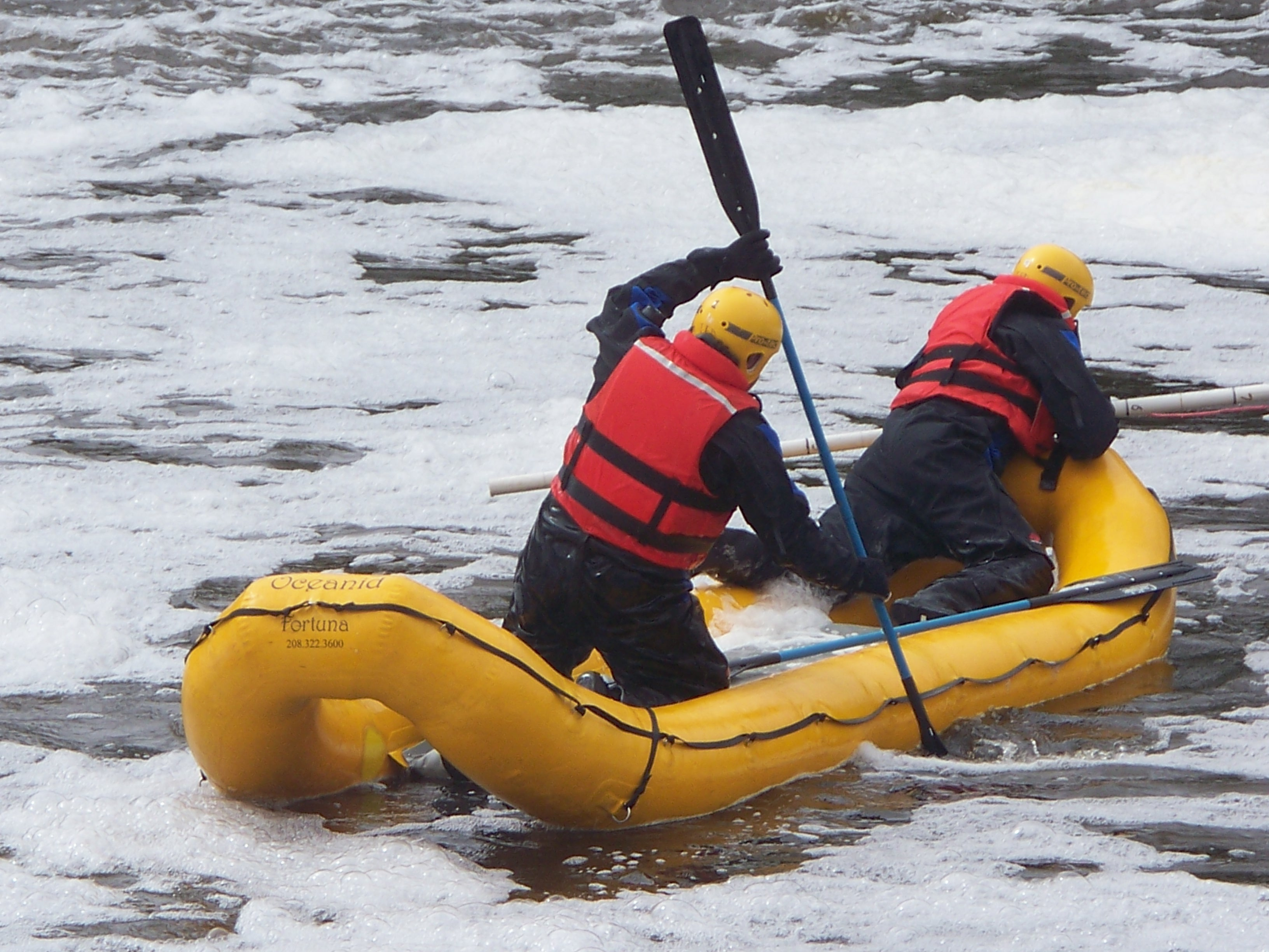 Swiftwater Operations