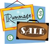 Rummage Sale Art