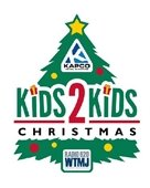 Kids2Kids Christmas logo