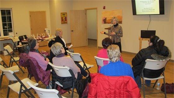 Karen Krchma, January Wednesday Talk