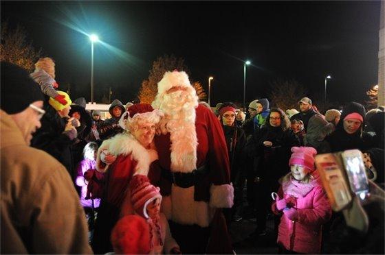Santa at Tree Lighting file