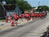 Family Fun Parade - HHS Band