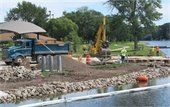 Boat Launch Construction 8-13-20