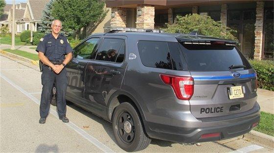 Thiensville Police Chief Curt Kleppin