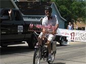 Family Fun Parade - Trustee Ron Heinritz