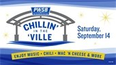 Chillin' in the 'Ville logo