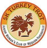 Turkey Trot 5K Logo