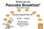 Pancake Breakfast Art