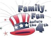 Family Fun Before the 4th Logo