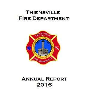 Image TFD 2016 Annual report cover
